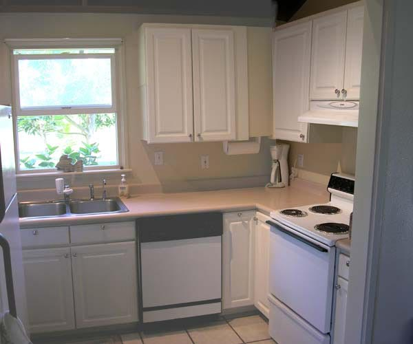 Right side of Cottage kitchen